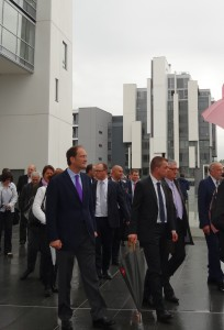 Blog 5 Inaug quartier Quartier QH 12 sept 2015