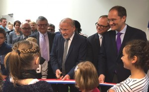 Blog Inauguration du restaurant scolaire Moulin-Cavaillès   - Grand Quevilly 12 sept 2015 2