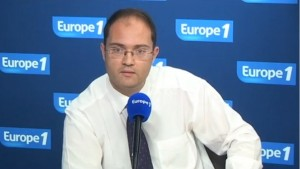 Guillaume Bachelay sur Europe 1