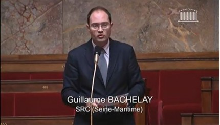 intervention Guillaume Bachelay - 23 avril 2013