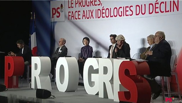 table-ronde progrès PS